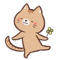 キャッツシアター大井町にて四つ葉のクローバーとご当地ごみを見つけた!