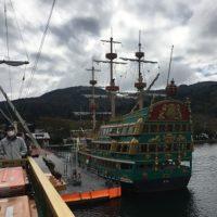 箱根海賊船へのアクセスと乗り場のおすすめは?観光コースも考えてみた!