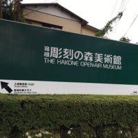 箱根彫刻の森美術館の感想!写真スポットや所要時間はどのくらい必要?
