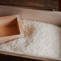 桐の米びつにカビが生えた時のお手入れ方法。水洗いはできる?