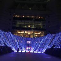 横浜のイルミネーションを観にみなとみらいへ行ってきた!写真付きで感想を!