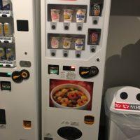 イビススタイルズ東京ベイを朝食なしで。コンビニや自販機でこと足りる?