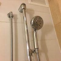 シェラトンワイキキのシャワーの使い方.温度の調整方法は?