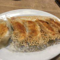 東京餃子軒の横浜店で餃子と麻婆豆腐を食べた!