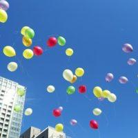 結婚式でのバルーンリリースは環境破壊では?と思いながら風船を手放した話。