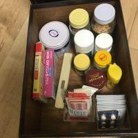 薬の収納ボックスを探して。処方箋の薬もスッキリしまう方法は?
