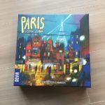 パリ光の都(ボードゲーム)をプレイした口コミレビュー!コツや考察!